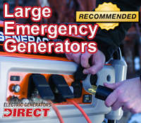 large emergency generator, large emergency generators