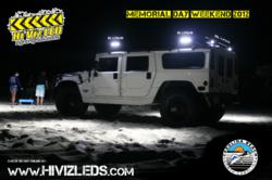HiViz LEDs H1 Hummer LED Light