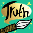 Brush of Truth features 125 pages of story and colorful illustrations. It has 65 decision points and 20 possible endings.