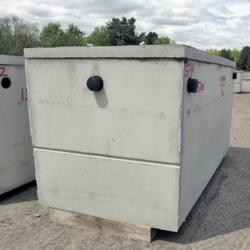 Shea Concrete Adds Rubber Boots to Precast Concrete Septic Tanks