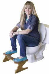 t just makes sense! Customers of all ages are becoming attached to the better bathroom experience they are gaining with The Squatty Potty.