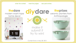 Dotcoms for Moms DIY Dare