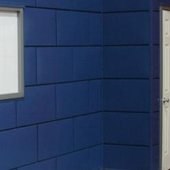 The Element™ (pictured) and Legacy architectural metal wall panel systems use concealed fasteners photo