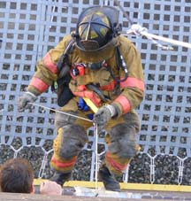 Firefighter Bailout System