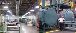 Some of Surmet's manufacturing facility photos