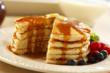 babs rossberg, pancake breakfast, storable foods, family breakfast
