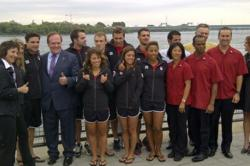 Nine Divers Nominated to Olympic Team