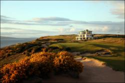 Castle Stuart Golf Links - venue for the 2012 Scottish Open Championship