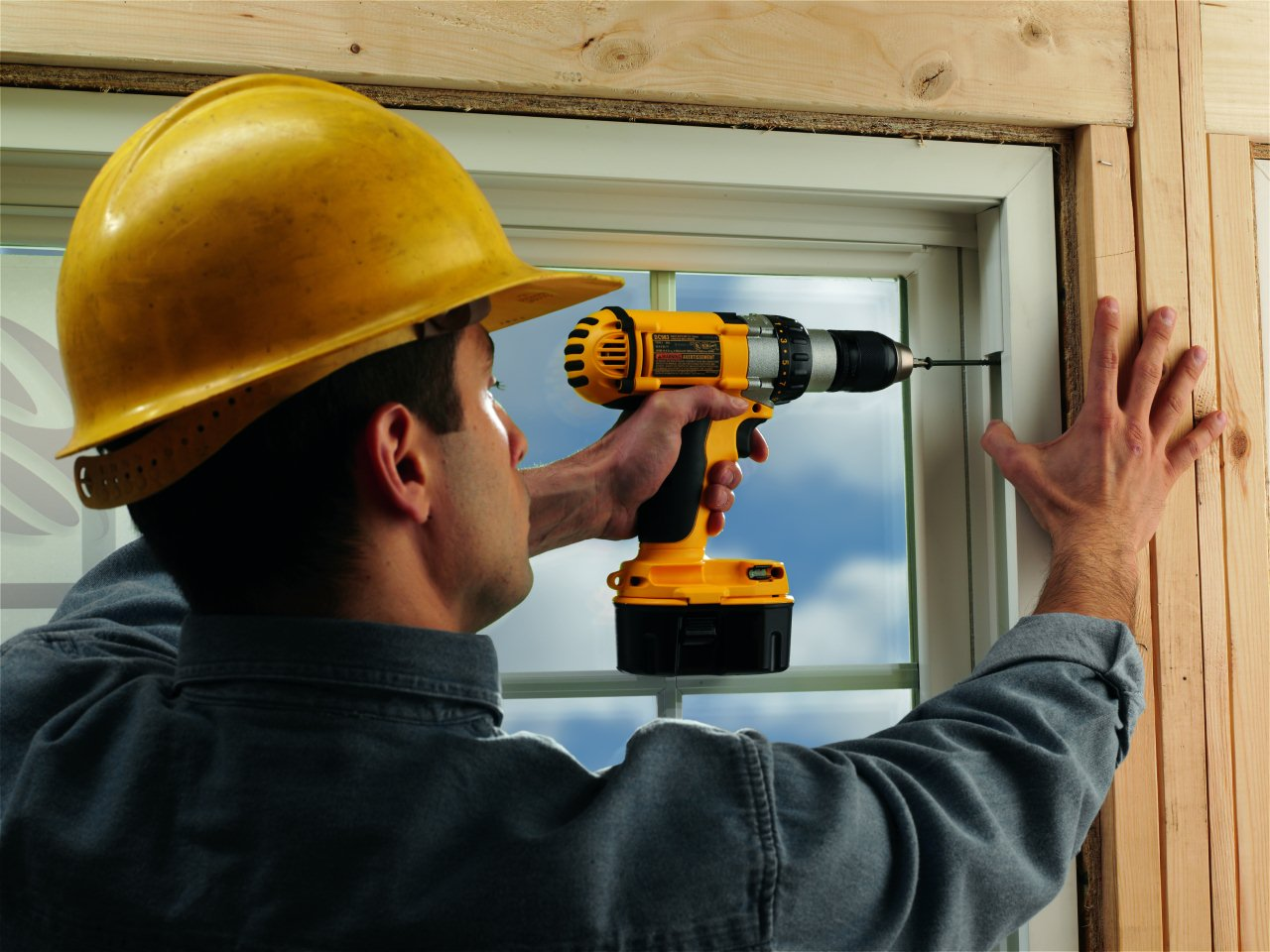 Schedule a window check up during october s national for Window replacement contractor