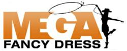 Mega Fancy Dress Logo