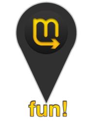 Mergelocal Fun button