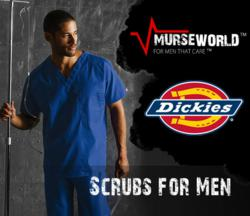 Murse World - Men's Scrubs