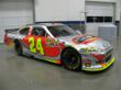 "Jeff Gordon and DuPont unveil the ""20 Years Celebratory Chevrolet"" #24 DuPont car on May 31, 2012 in Wilmington, Delaware."