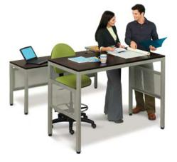 National Business Furniture Adds Standing Height Desks To Meet Growing Demand For Healthier Office Furnishings