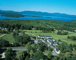 The Windrifter Resort Main Campus on Kingswood Golf Course