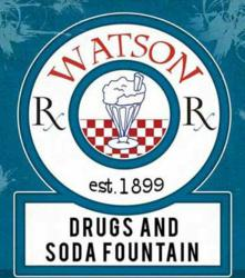 Watson's Drug and Soda Fountain, Established in 1899, Orange County's Oldest Drugstore