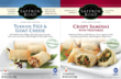 New Chickpea Salty Snacks and Frozen Savory Appetizers