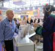 Trying the Deluxe Goji Sweeties at Vitafoods Expo 2012