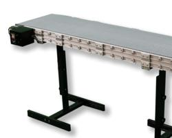 DynaCon Low Profile Conveyor is reconfigurable