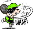 Molly Volley a tough competitor in the Peanuts comic strip. The Charles M. Schulz Museum commemorates the 40th Anniversary of Title IX.