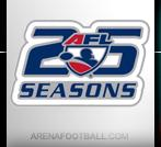 Arena Football League Sweepstakes to New Orleans for Championship Game