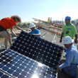 Solar creates local jobs.