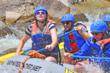Rafting Browns Canyon on the Arkansas River in Colorado.