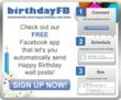 Happy Birthday Facebook App Loves the Growth Life