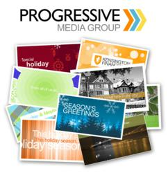Progressive media group inc announces early bird pricing for its progressive media group inc announces early bird pricing for its corporate holiday e cards m4hsunfo Gallery