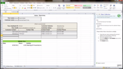 Anzo Express Starter Integrates Seamlessly with Microsoft Excel