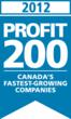 Named to the PROFIT 200 in 2010/2011/2012