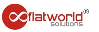 Flatworld Solutions Logo