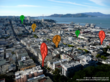 How walkable are the streets of San Francisco