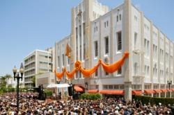 More than 5,000 Scientologists and guests celebrated the opening of Orange County's new Church of Scientology on June 2, 2012.