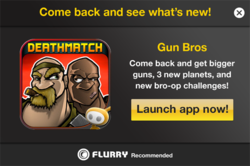 Glu Mobile Flurry Mobile App Advertising