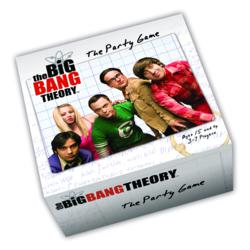 Cryptozoic's The Big Bang Theory: The Party Game
