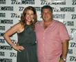 Megan Boyle (Story Producer) with Angelo Armos (Star of Building New York)