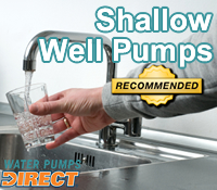 shallow well pump, shallow well pumps, best shallow well pump, best shallow well pumps