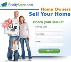 "Foreclosure listings site RealtyStore.com now offers a FSBO ""post your own listing"" service"