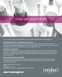 Great Skin Starts Now from Dermalogica