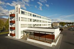 Photo of the front of Icelandair Hotel Akureyri