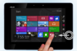 Splashtop Win8 Metro Tesbed for Android | Windows 8 | Swipe from right to view Charms menu