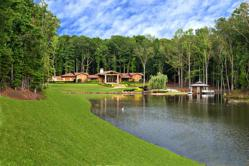 Grand Estates Auction Company, the industry leader for luxury real estate auctions, announces the sale of country legend Kenny Rogers' The Lake House for $2.25 million on Tuesday, June 26th.