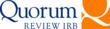 Quorum Reviews CEO Presents on IRB Response to Key Changes in...