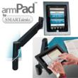 high resolution picture for armPad product by SMARTdesks