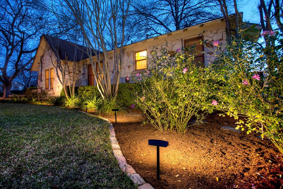 Led Lights For Landscaping : The landscape lighting market with new radiance led lights