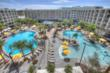 New Orlando Resort Pool Area