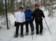 Mosaic Outdoor Clubs of America - Ontario, Canada club members on a ski trip.