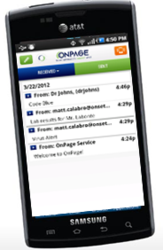 OnPage Pager Application For Smartphones