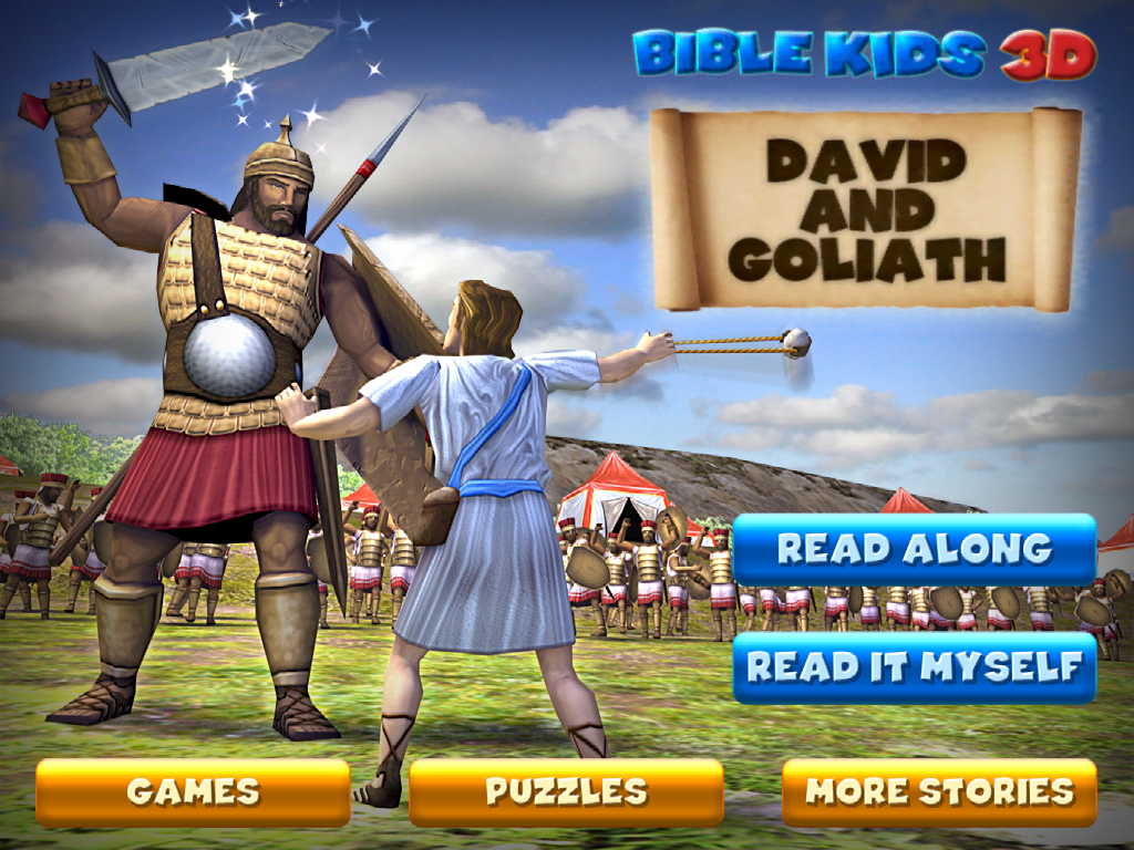 biblekids 3d digital bible books for the ipad iphone and ipod